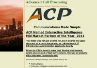 Advanced Call Processing