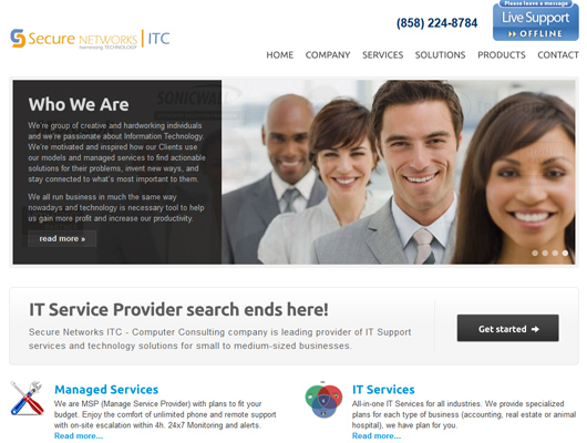 Secure Networks ITC